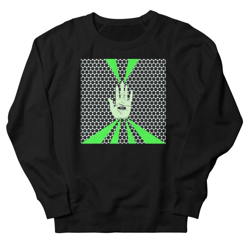 Hand Eye Coordination Men's Sweatshirt by imintoit's Artist Shop