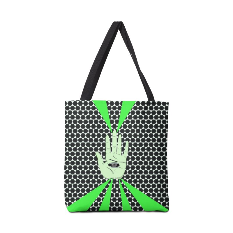 Hand Eye Coordination Accessories Bag by imintoit's Artist Shop