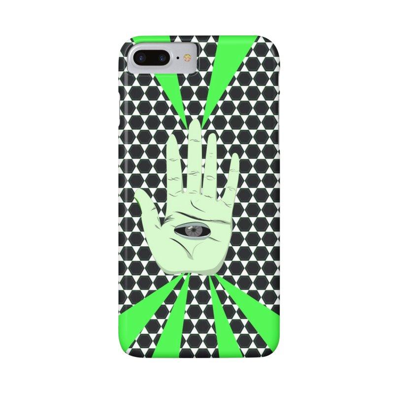 Hand Eye Coordination Accessories Phone Case by imintoit's Artist Shop