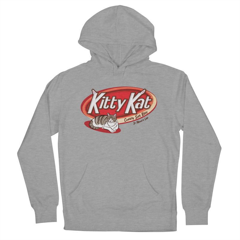 Kitty Kat Women's Pullover Hoody by immerzion's t-shirt designs