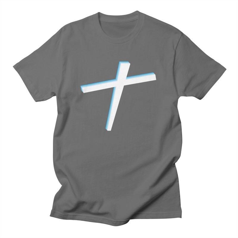 White Cross Women's T-Shirt by immerzion's t-shirt designs