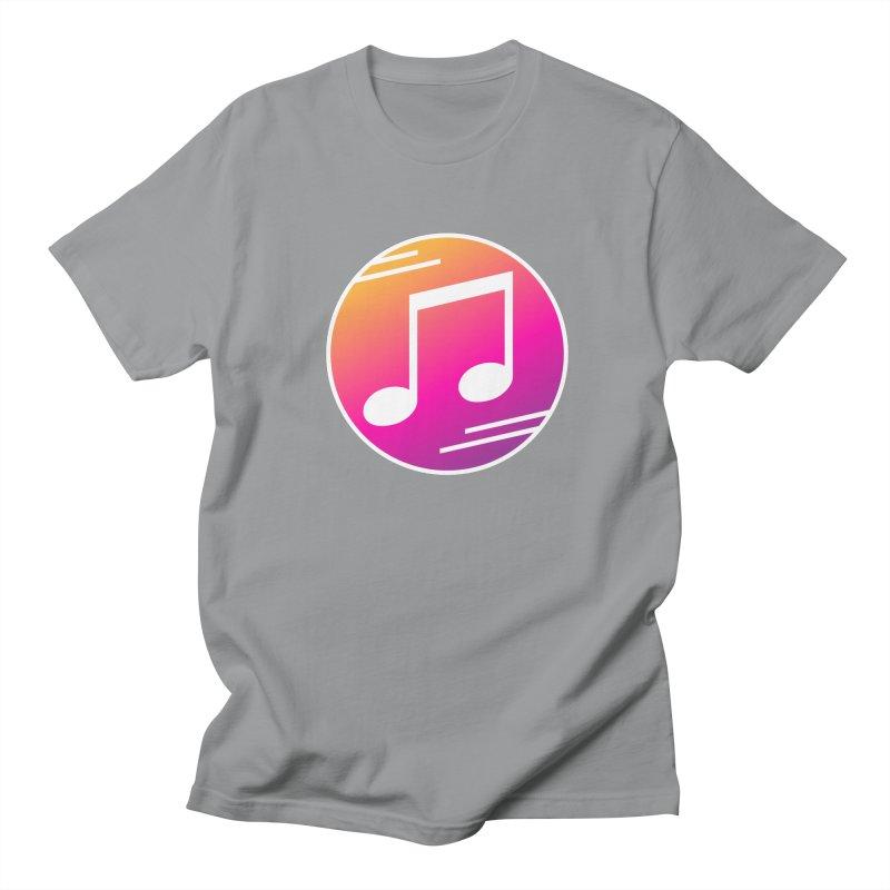 Crowd Hero Logo Women's Unisex T-Shirt by immerzion's t-shirt designs