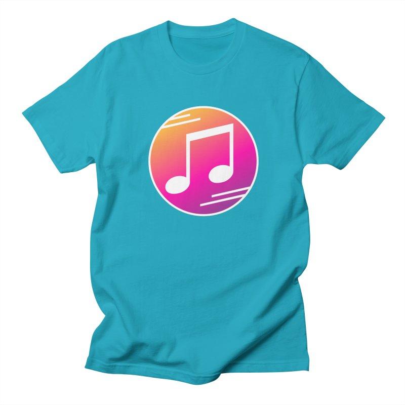 Crowd Hero Logo Women's Regular Unisex T-Shirt by immerzion's t-shirt designs