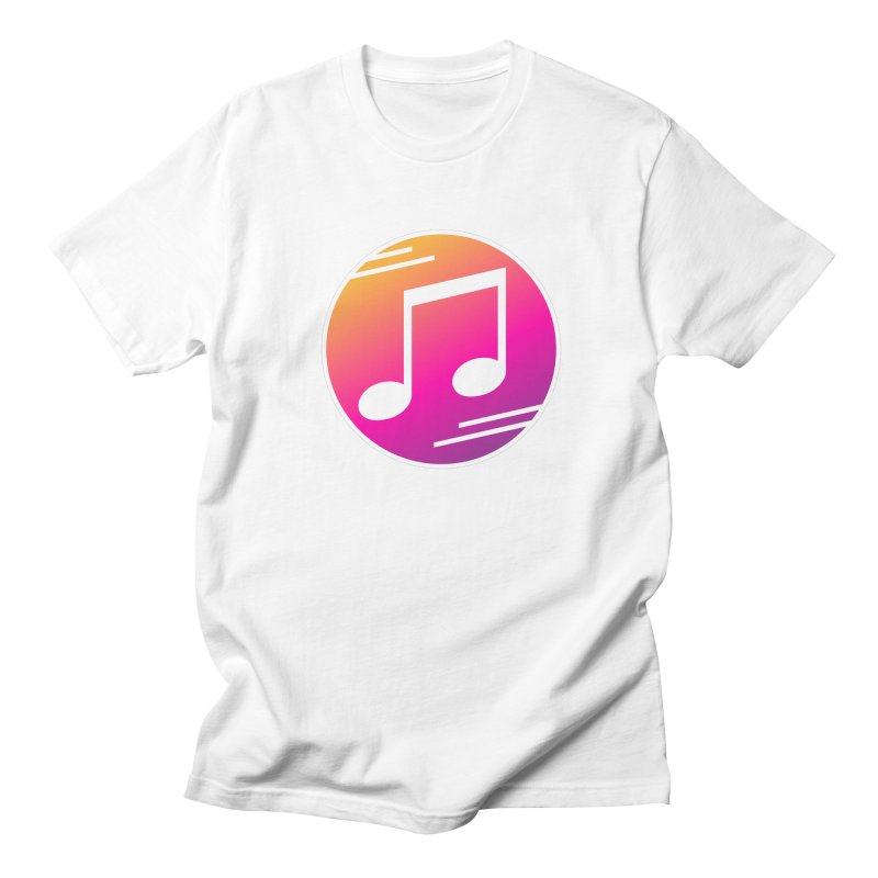 Crowd Hero Logo Women's Regular Unisex T-Shirt by immerzion's t-shirt designs