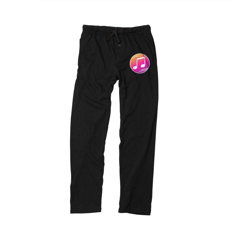 Crowd Hero Logo Women's Lounge Pants by immerzion's t-shirt designs