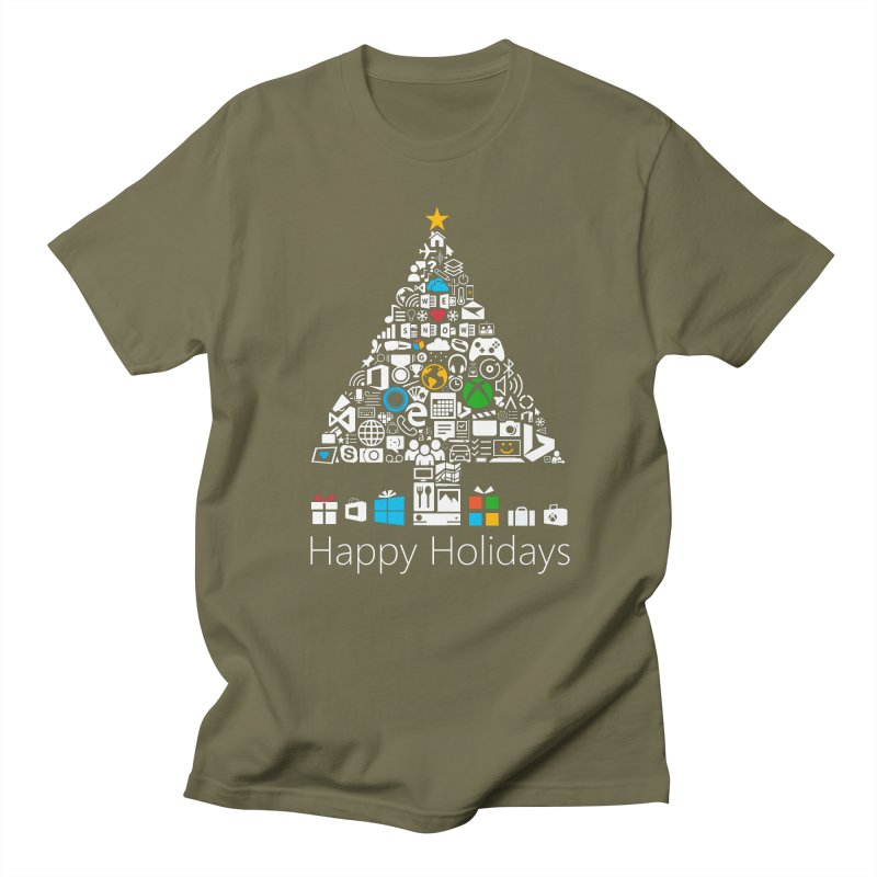 Microsoft Christmas Women's T-Shirt by immerzion's t-shirt designs