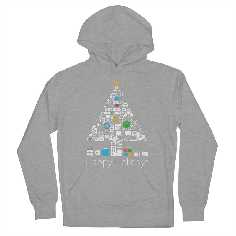 Microsoft Christmas Women's Pullover Hoody by immerzion's t-shirt designs