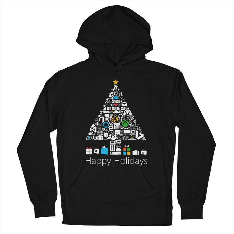 Microsoft Christmas Men's Pullover Hoody by immerzion's t-shirt designs
