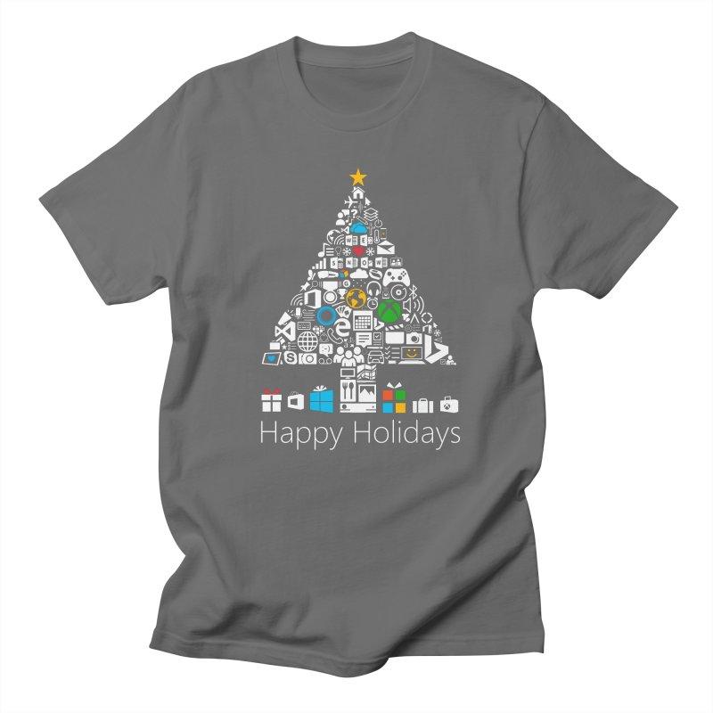 Microsoft Christmas Women's Unisex T-Shirt by immerzion's t-shirt designs