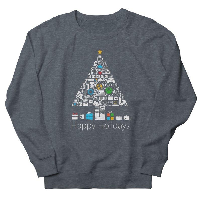 Microsoft Christmas Women's Sweatshirt by immerzion's t-shirt designs