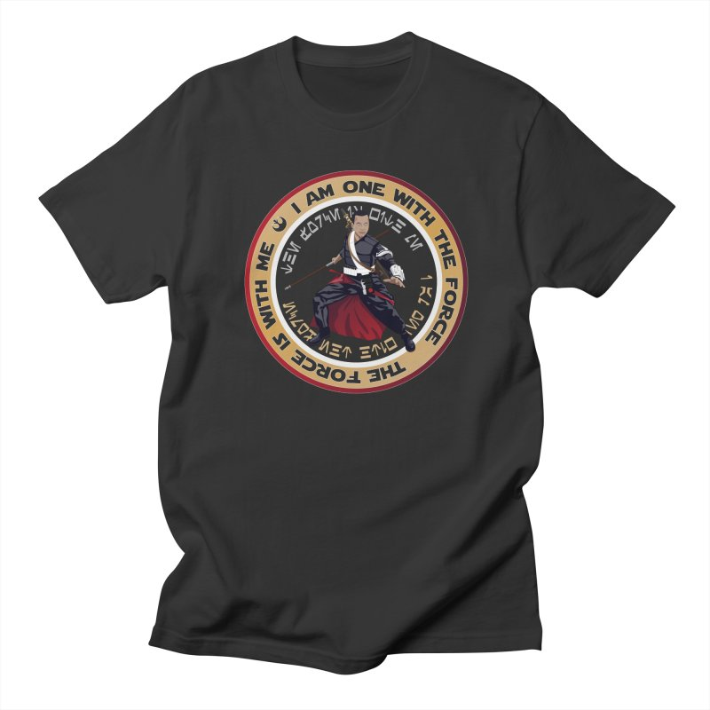 I am one with The Force Men's T-Shirt by immerzion's t-shirt designs