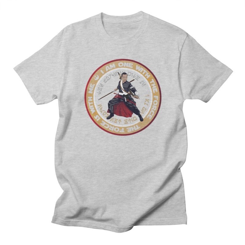 I am one with The Force Women's Regular Unisex T-Shirt by immerzion's t-shirt designs