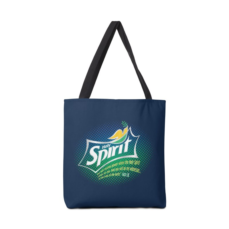 Holy Sprite Accessories Tote Bag Bag by immerzion's t-shirt designs