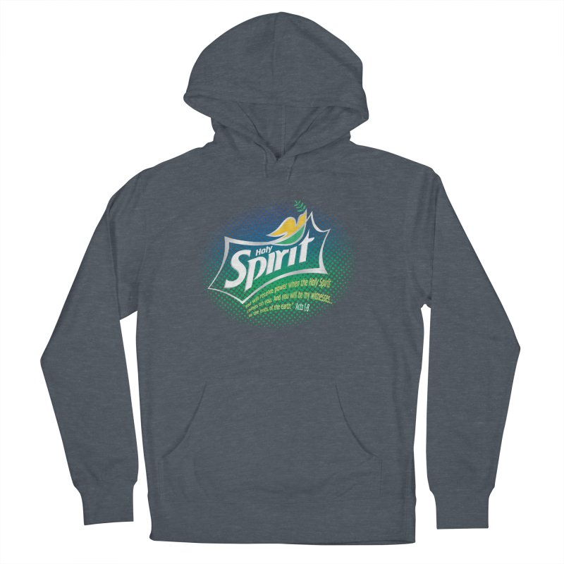 Holy Sprite Women's French Terry Pullover Hoody by immerzion's t-shirt designs