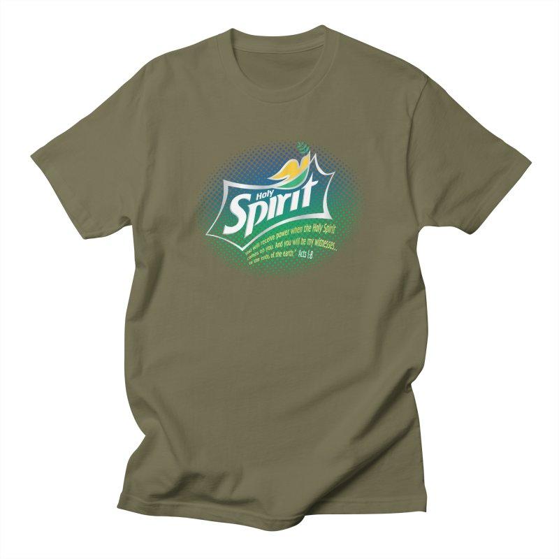 Holy Sprite Women's Regular Unisex T-Shirt by immerzion's t-shirt designs