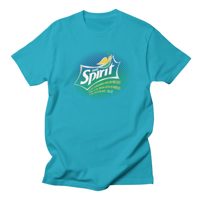 Holy Sprite Men's T-Shirt by immerzion's t-shirt designs