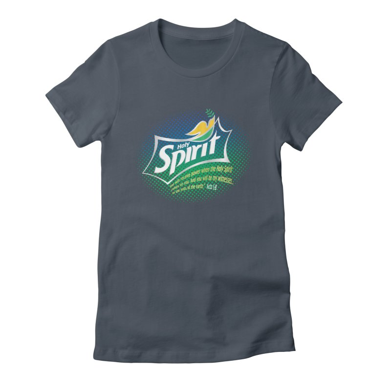 Holy Sprite Women's T-Shirt by immerzion's t-shirt designs