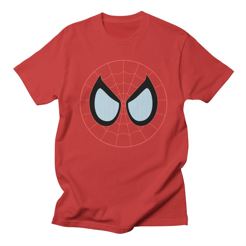 Spidey Women's Regular Unisex T-Shirt by immerzion's t-shirt designs