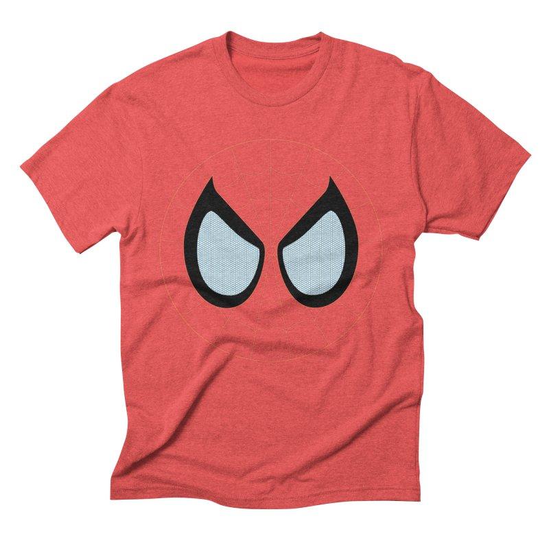 Spidey Men's Triblend T-shirt by immerzion's t-shirt designs