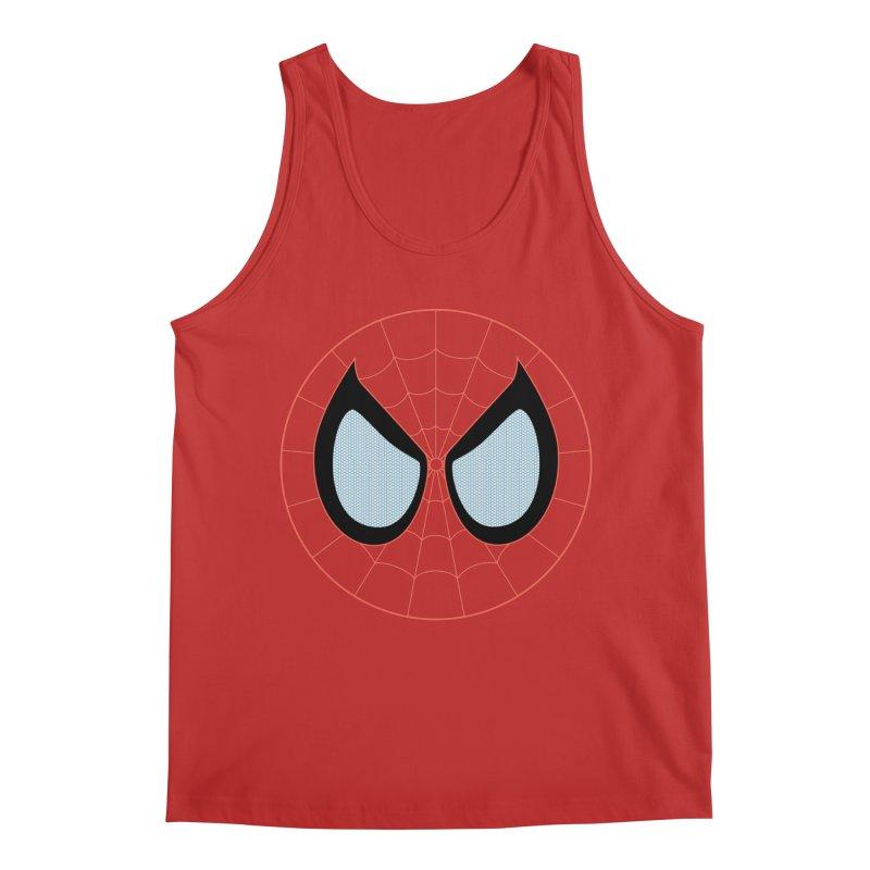 Spidey Men's Regular Tank by immerzion's t-shirt designs