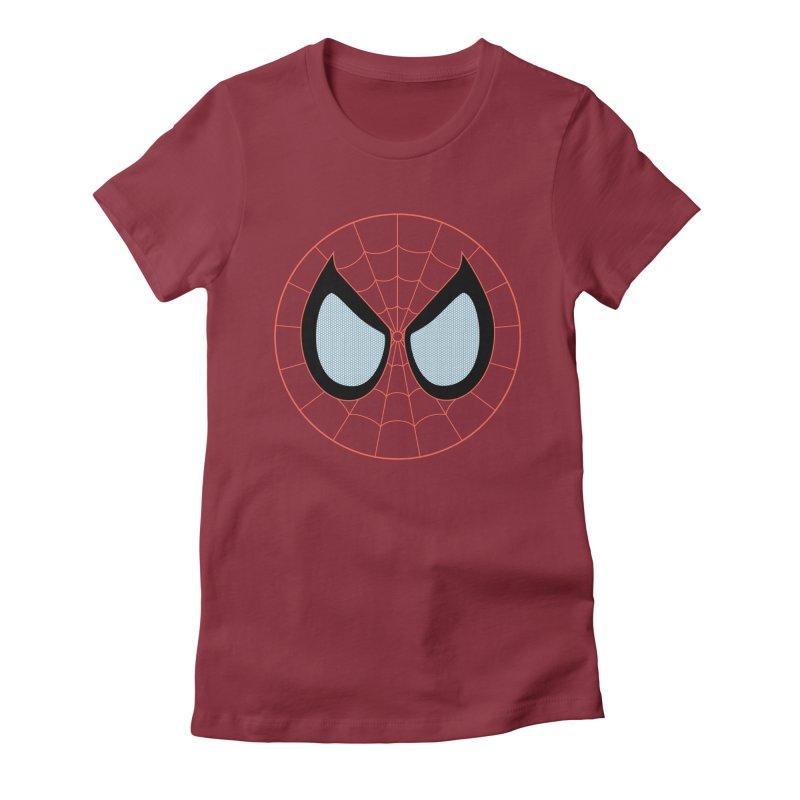 Spidey Women's T-Shirt by immerzion's t-shirt designs