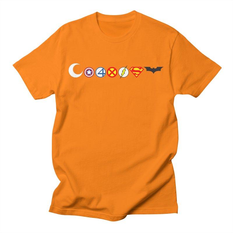 Comic Coexist Men's T-Shirt by immerzion's t-shirt designs