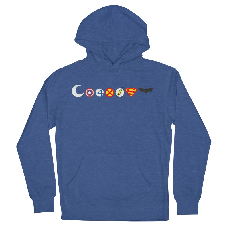 Comic Coexist Men's Pullover Hoody by immerzion's t-shirt designs