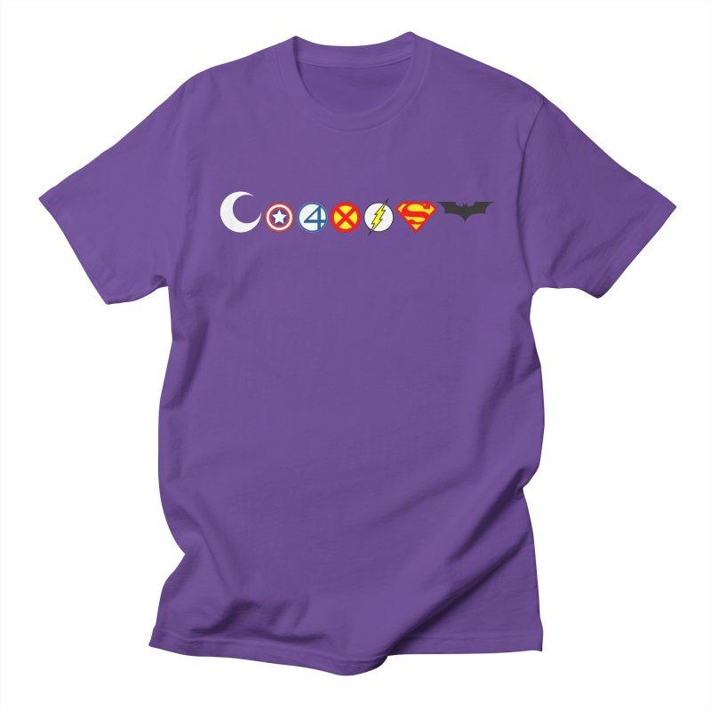 Comic Coexist Women's Unisex T-Shirt by immerzion's t-shirt designs