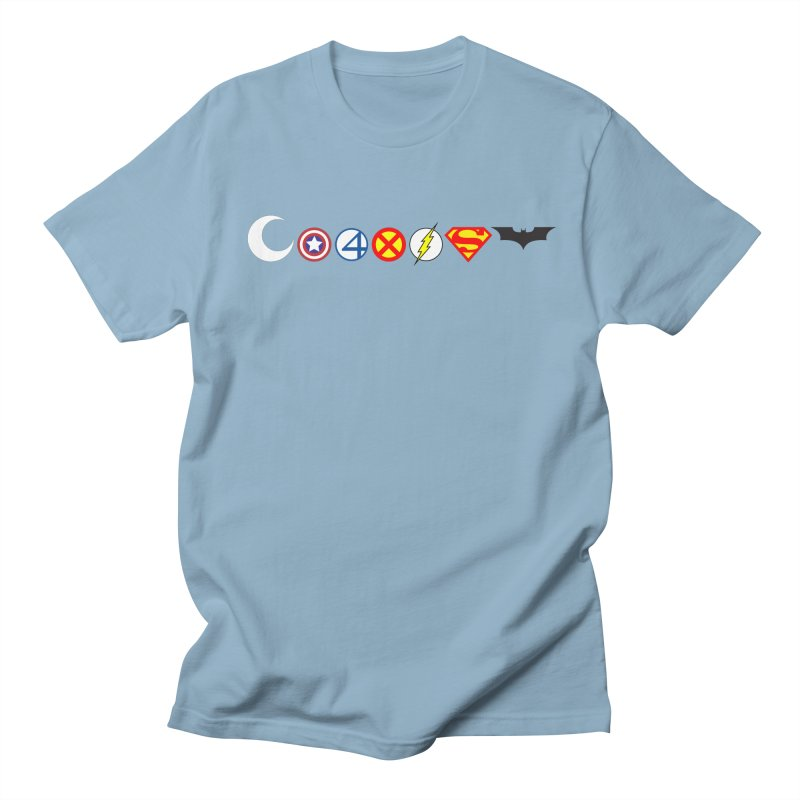 Comic Coexist Men's T-Shirt by immerzion's t-shirt designs