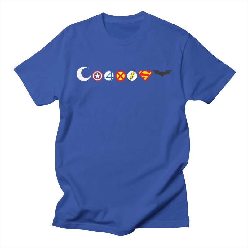 Comic Coexist Women's Regular Unisex T-Shirt by immerzion's t-shirt designs