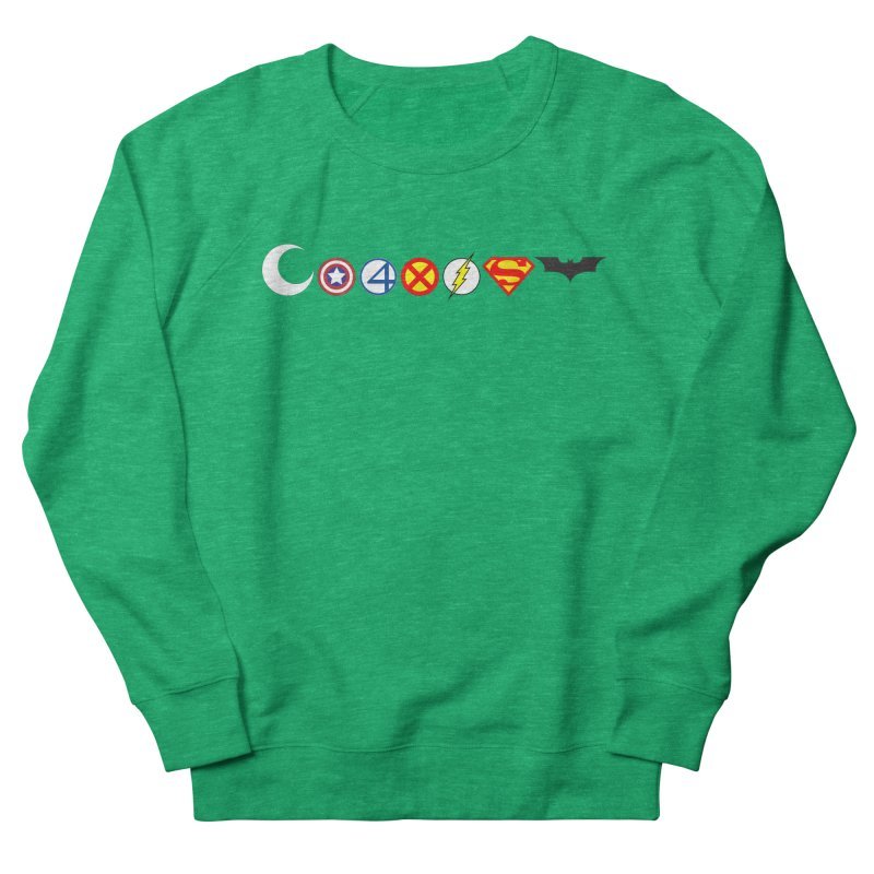 Comic Coexist Women's Sweatshirt by immerzion's t-shirt designs