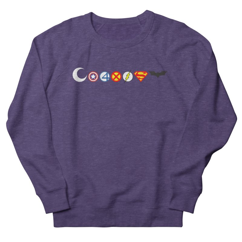 Comic Coexist Men's French Terry Sweatshirt by immerzion's t-shirt designs