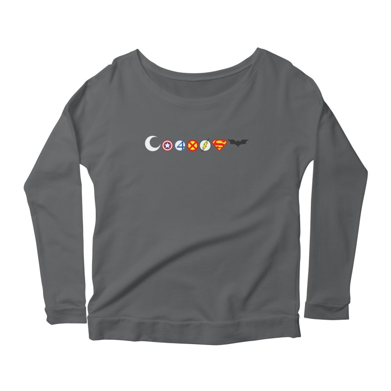Comic Coexist Women's Longsleeve T-Shirt by immerzion's t-shirt designs