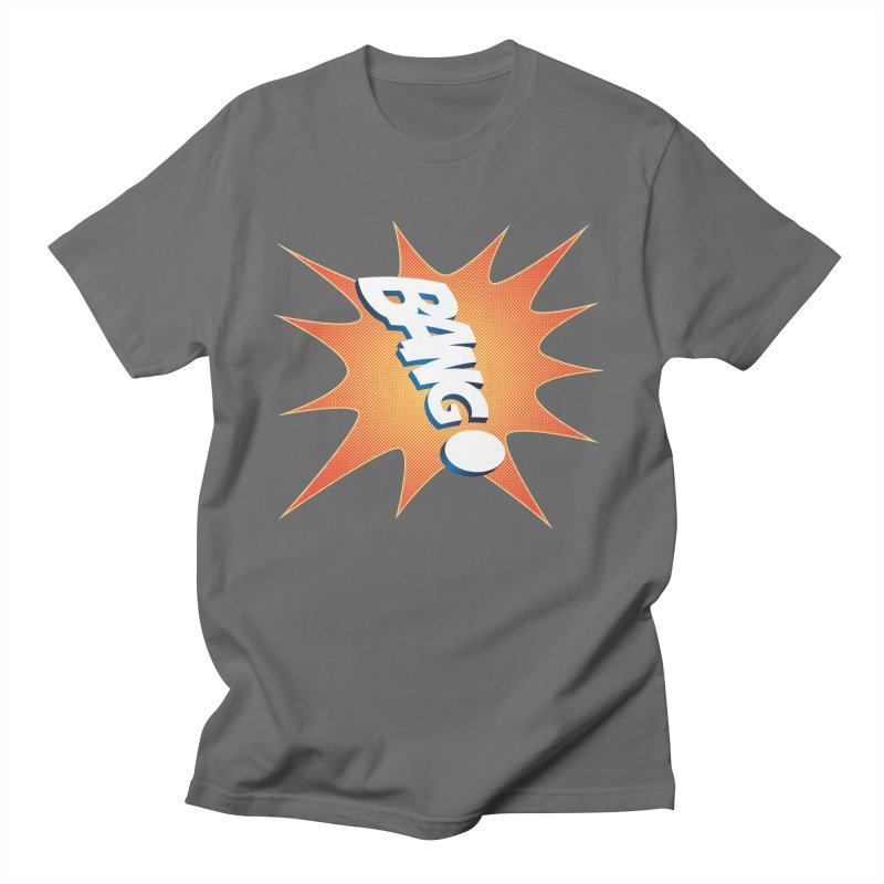 Bang! Women's T-Shirt by immerzion's t-shirt designs