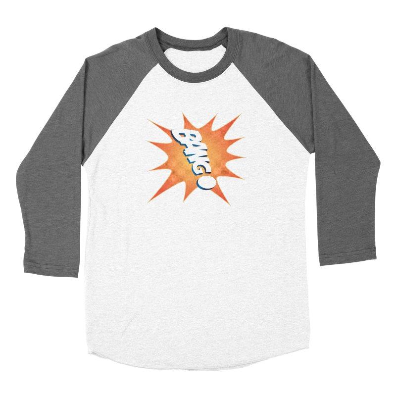 Bang! Women's Longsleeve T-Shirt by immerzion's t-shirt designs