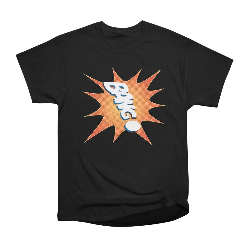 Bang! Men's Classic T-Shirt by immerzion's t-shirt designs