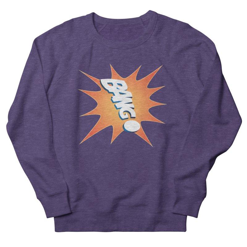 Bang! Men's Sweatshirt by immerzion's t-shirt designs