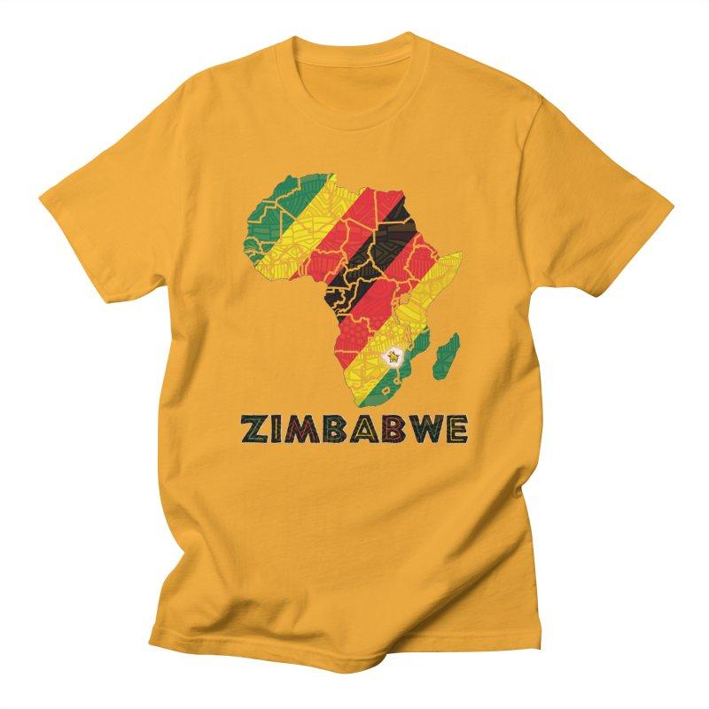 Zimbabwe Women's T-Shirt by immerzion's t-shirt designs