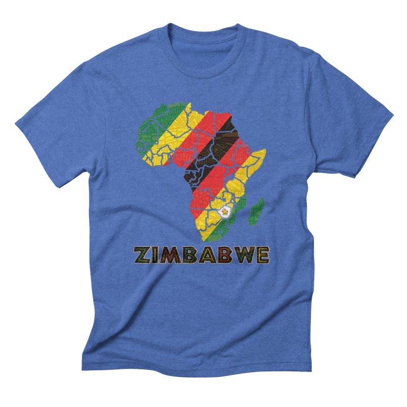 Zimbabwe Men's T-Shirt by immerzion's t-shirt designs