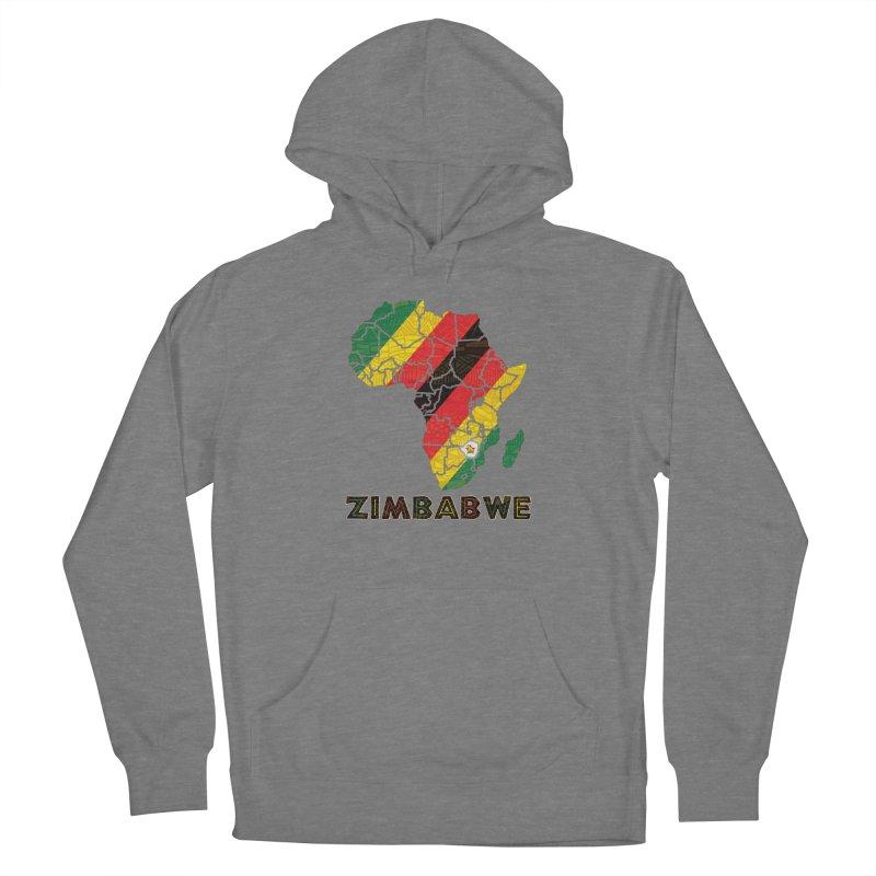 Zimbabwe Women's Pullover Hoody by immerzion's t-shirt designs