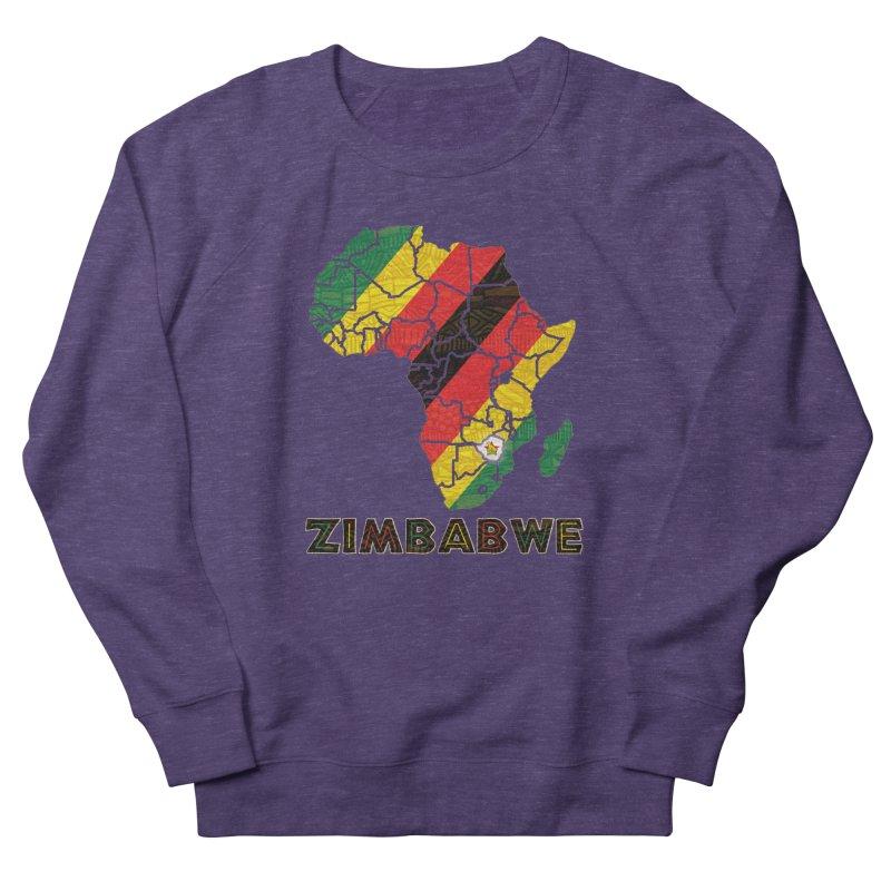 Zimbabwe Women's Sweatshirt by immerzion's t-shirt designs