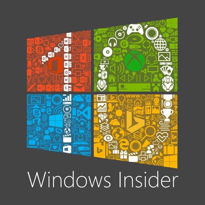 Windows Insider T-Shirt by immerzion's t-shirt designs