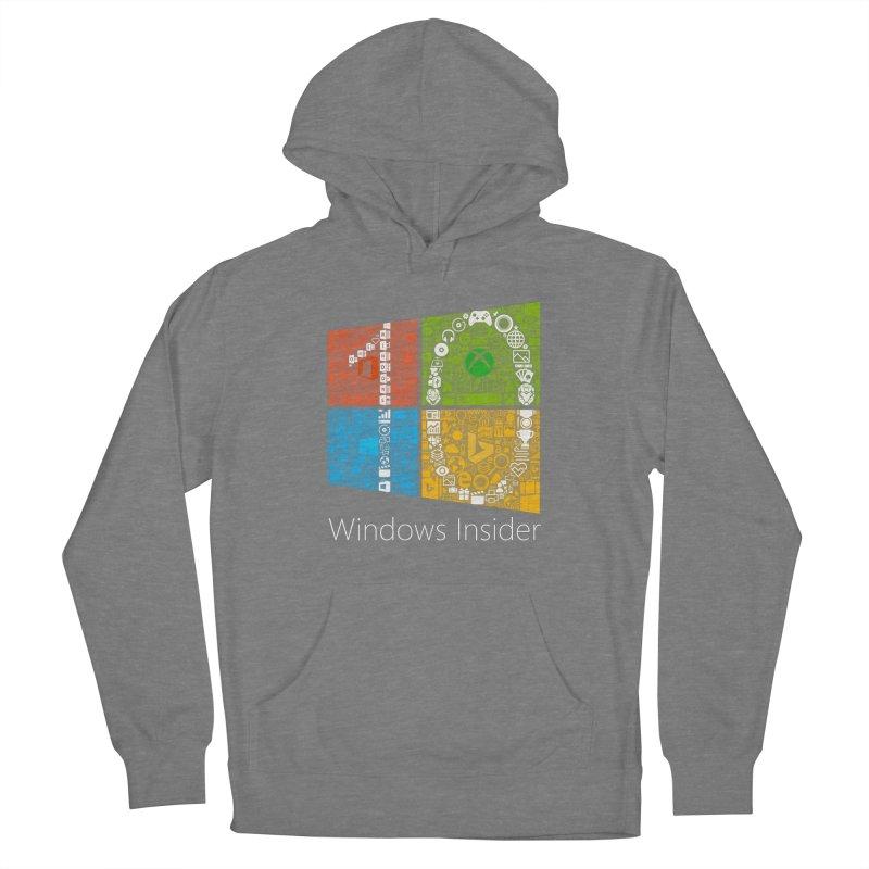 Windows Insider T-Shirt Women's Pullover Hoody by immerzion's t-shirt designs