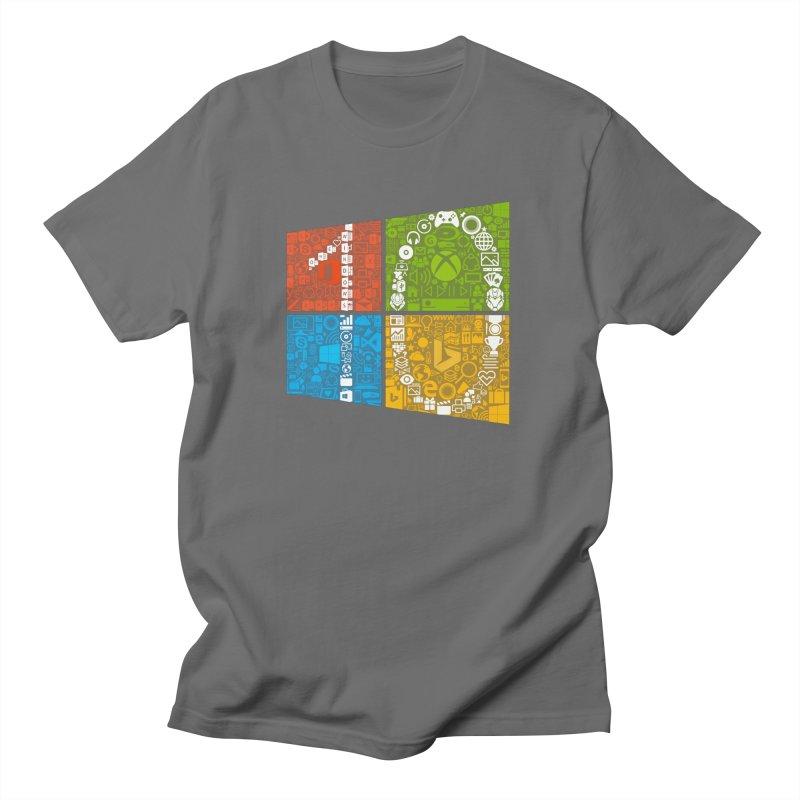 Windows 10 Insider Men's T-Shirt by immerzion's t-shirt designs