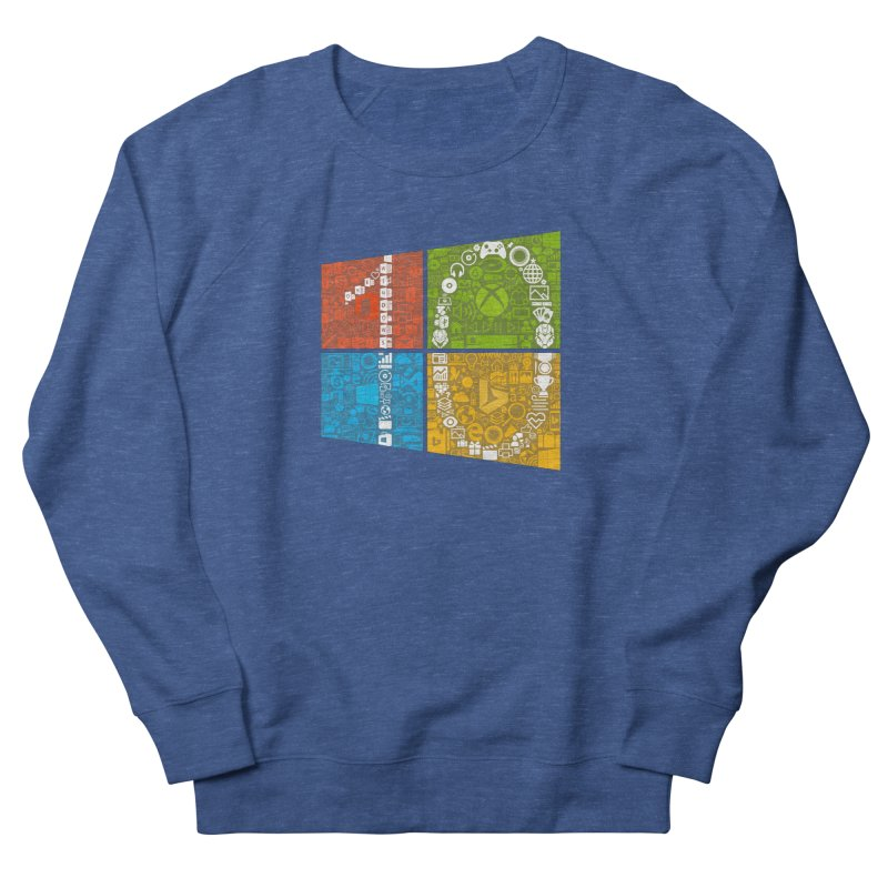 Windows 10 Insider Women's Sweatshirt by immerzion's t-shirt designs