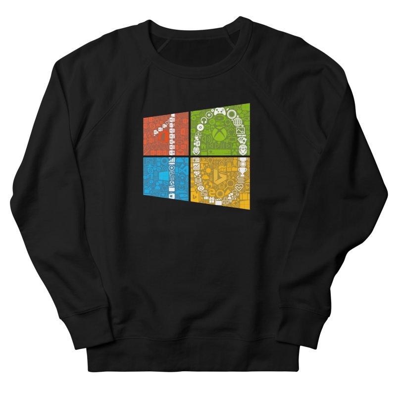 Windows 10 Insider Women's Sweatshirt by immerzion's t-shirt designs