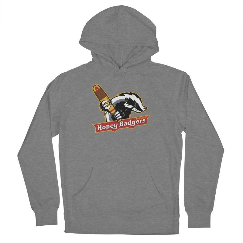 Hufflepuff Honey Badgers Women's Pullover Hoody by immerzion's t-shirt designs