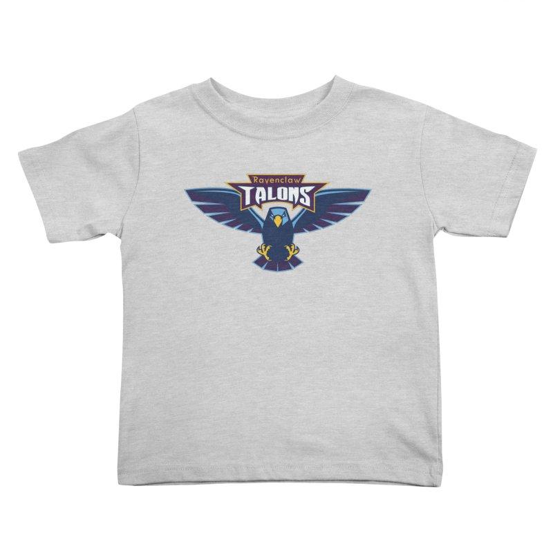 Ravenclaw Talons Kids Toddler T-Shirt by immerzion's t-shirt designs