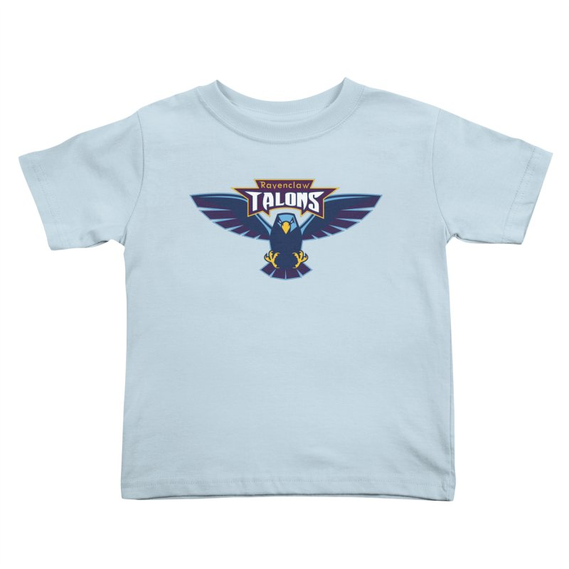 Ravenclaw Talons Kids Toddler T-Shirt by immerzion's t-shirt designs