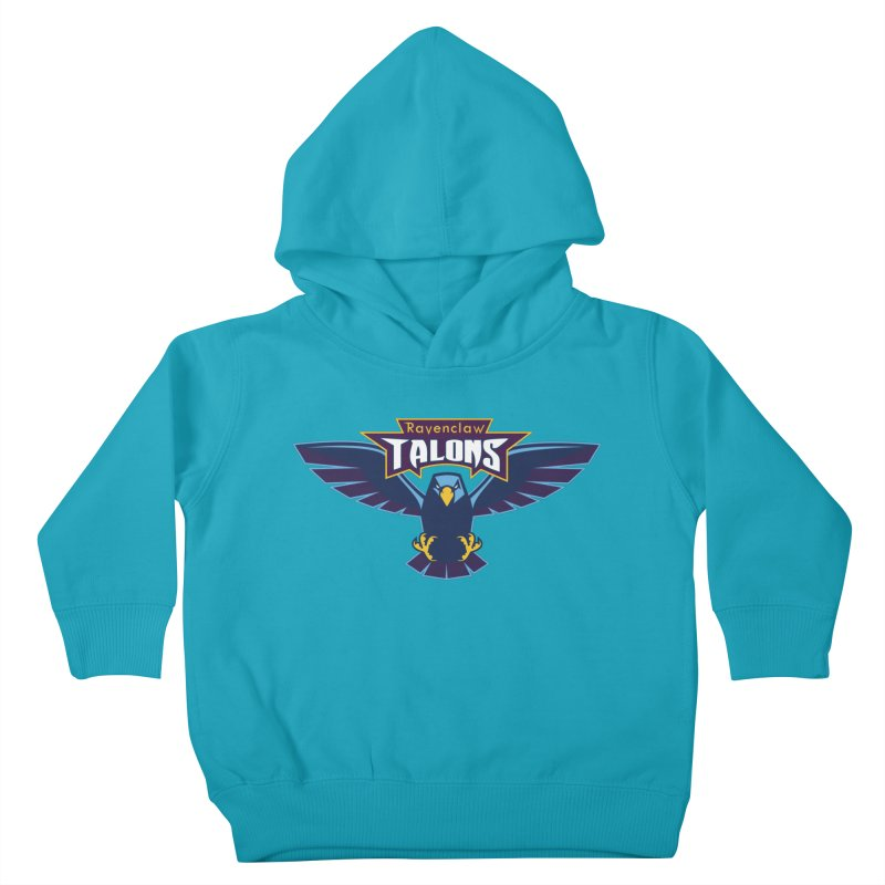 Ravenclaw Talons Kids Toddler Pullover Hoody by immerzion's t-shirt designs